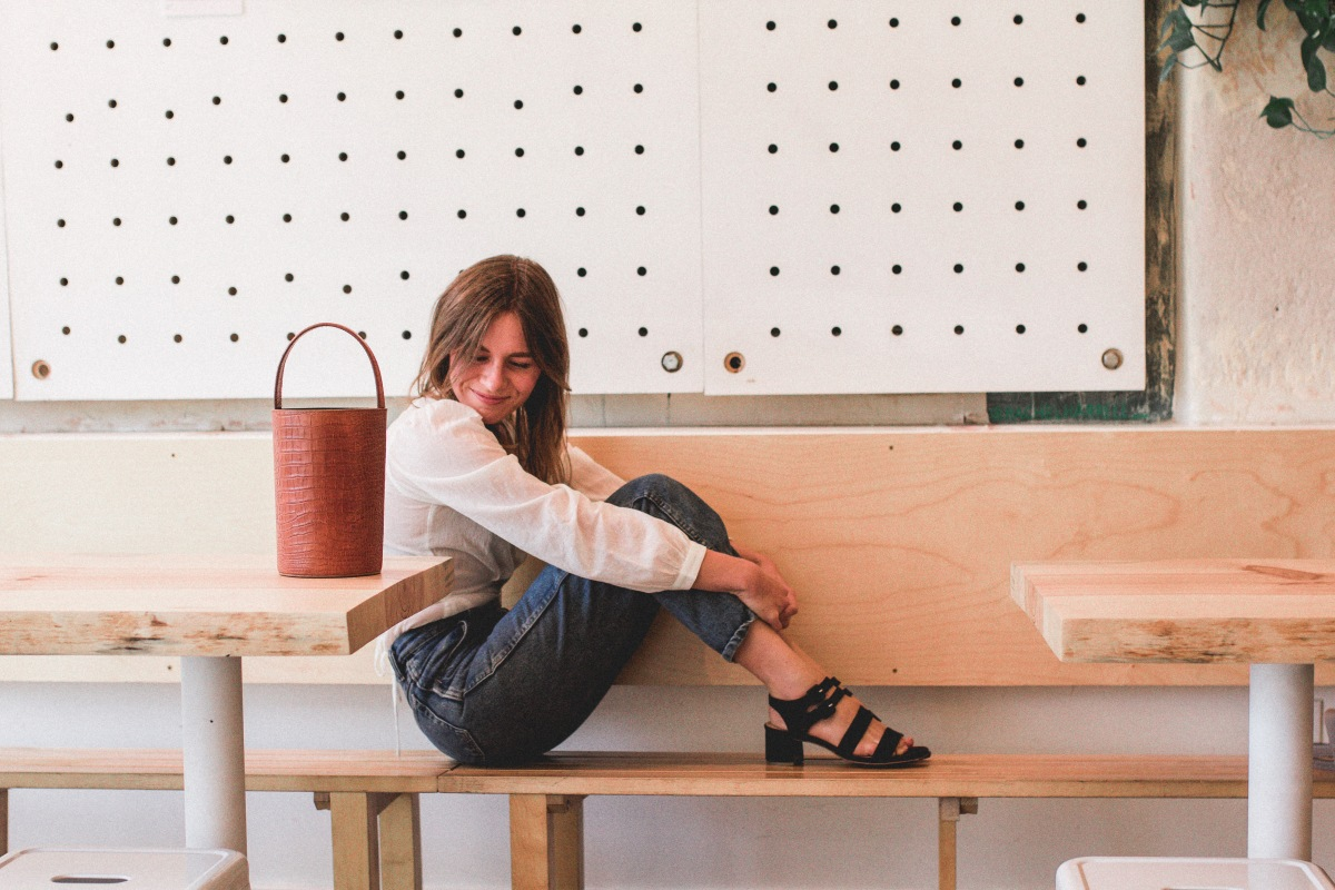 Pairing Vintage Denim + Luxe Sandals: Finding the right pair (in bothcases)